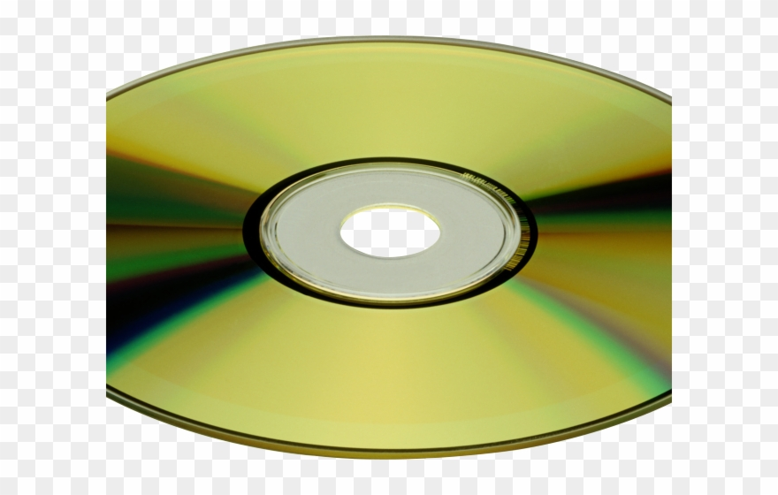 Compact Disc Clipart Transparent.