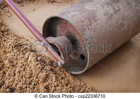 Soil compaction Stock Photos and Images. 90 Soil compaction.