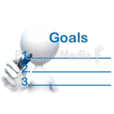 Your Goals And Objectives.