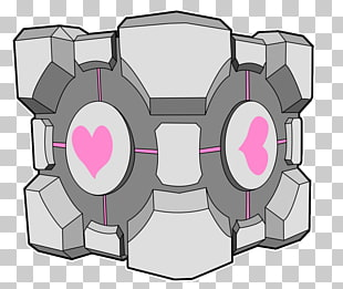 12 companion Cube PNG cliparts for free download.