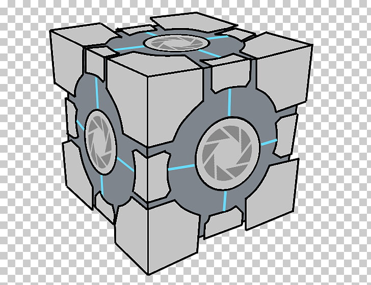 Portal 2 Half.