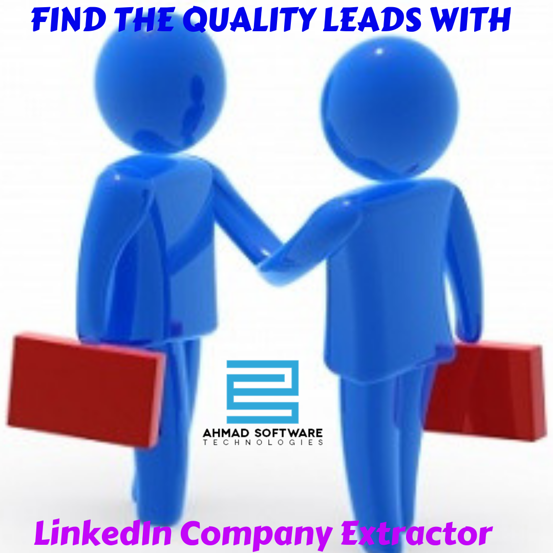 How can I extract companies' details from LinkedIn?.