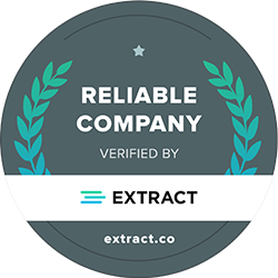 Who gained a Reliable Company reputation from Extract?.
