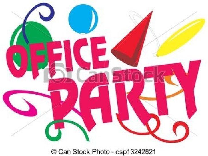company holiday party clipart.