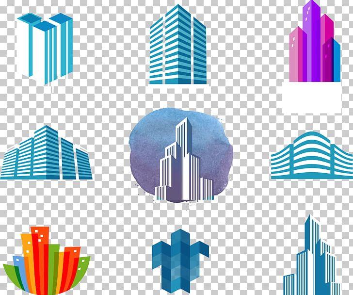 Logo House Building Skyline PNG, Clipart, Ai Format.