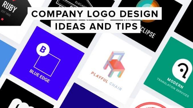 Company logo design.