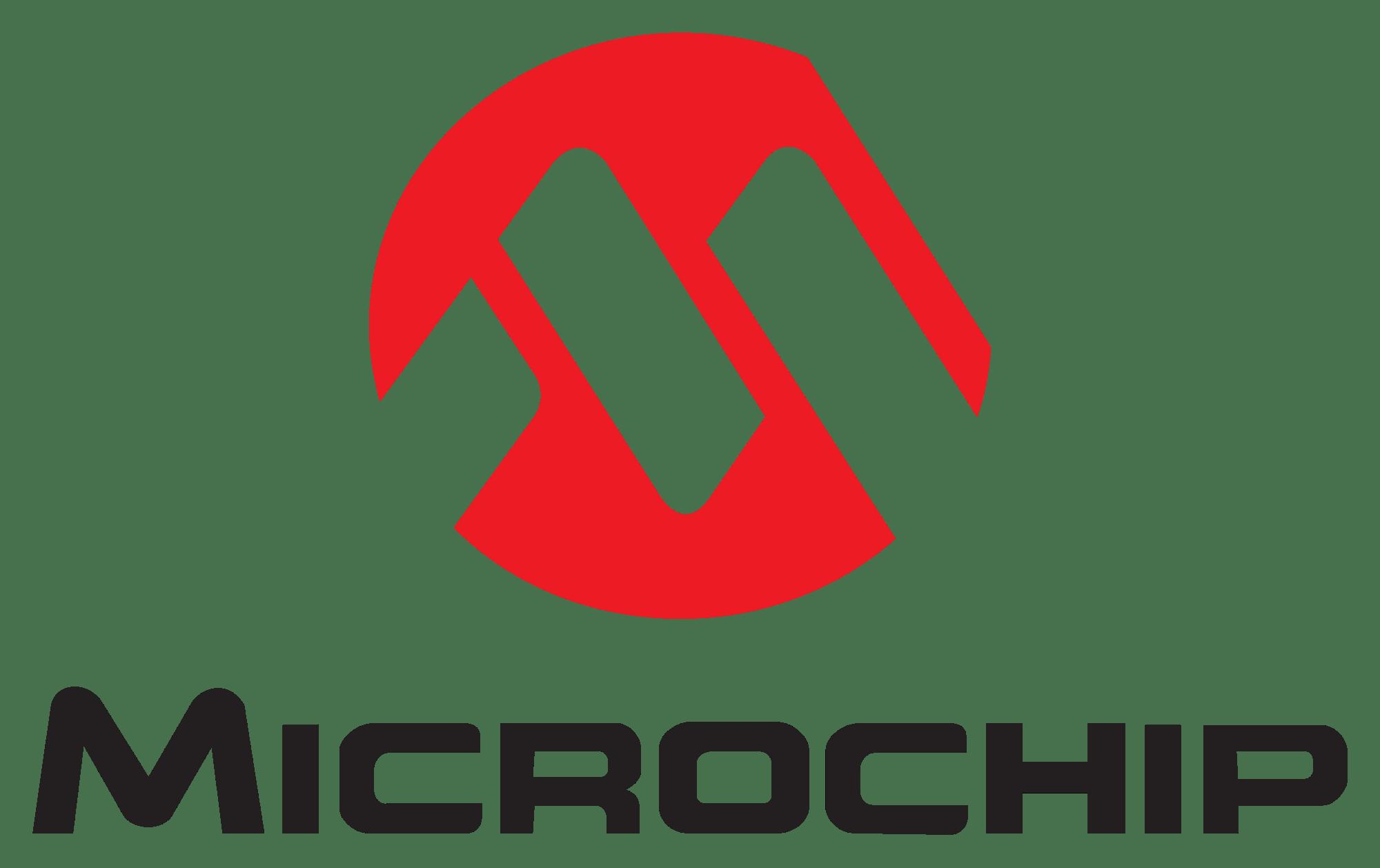 Microchip Company Logo transparent PNG.