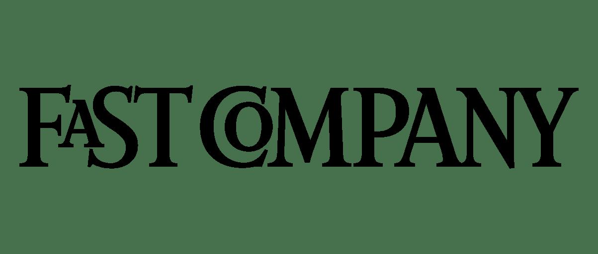 Fast Company Logo transparent PNG.