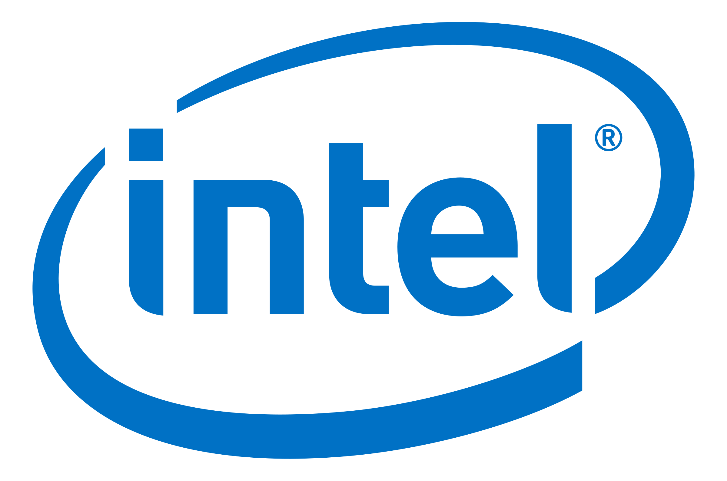 Intel Logo PNG Transparent & SVG Vector.