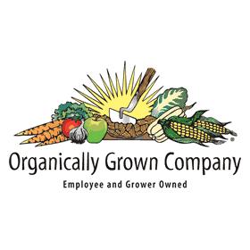 Organically Grown Company Vector Logo.
