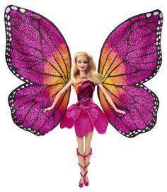 Barbie, The fairy and Pegasus on Pinterest.