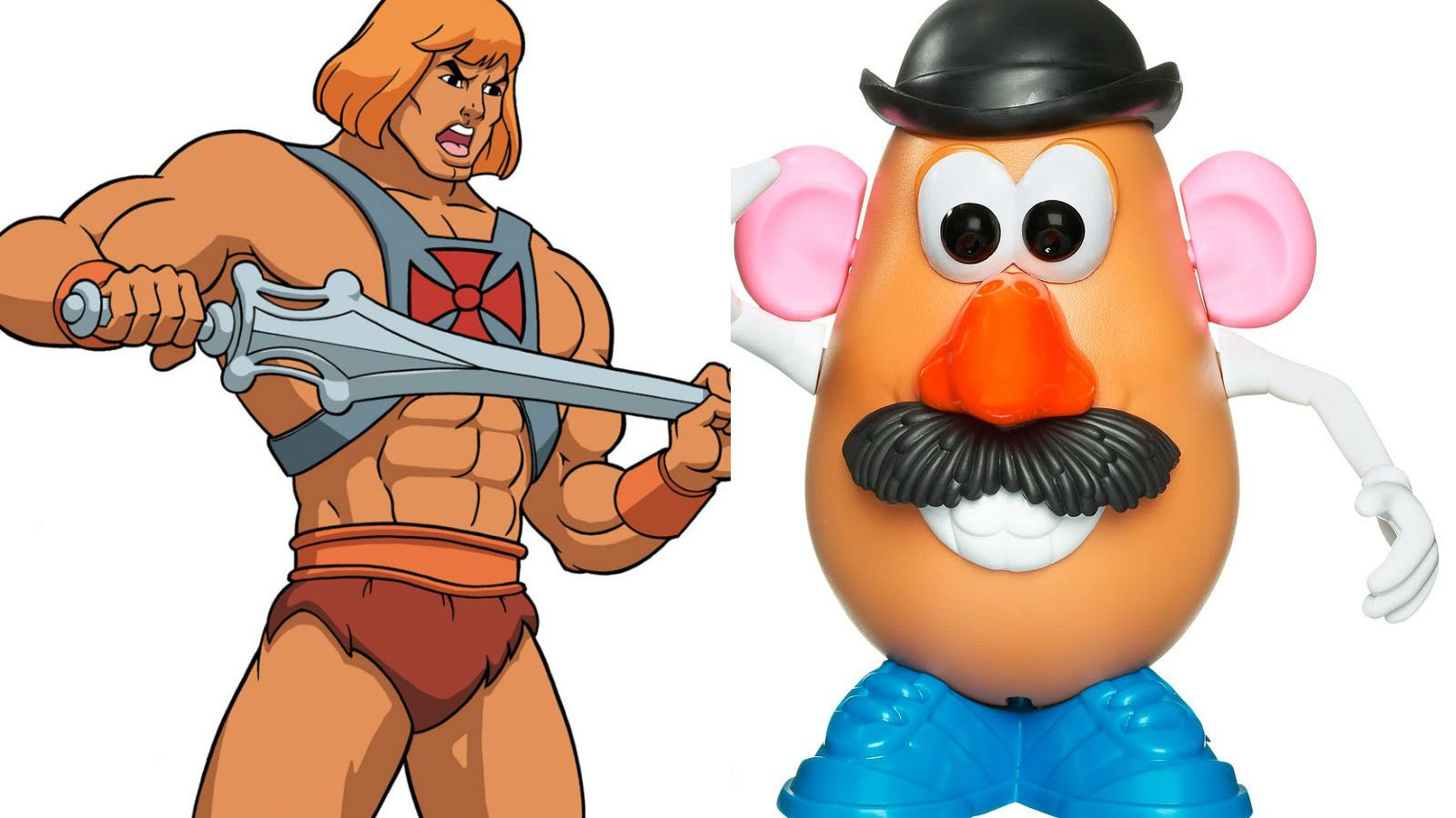 Toy Companies Hasbro and Mattel Will Go to War in a New Amazon Show.