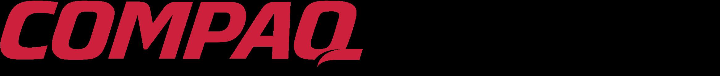 HD Compaq Logo Png Transparent.