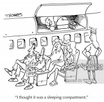 Compartment Cartoons and Comics.
