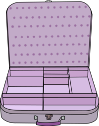 Compartment clipart.