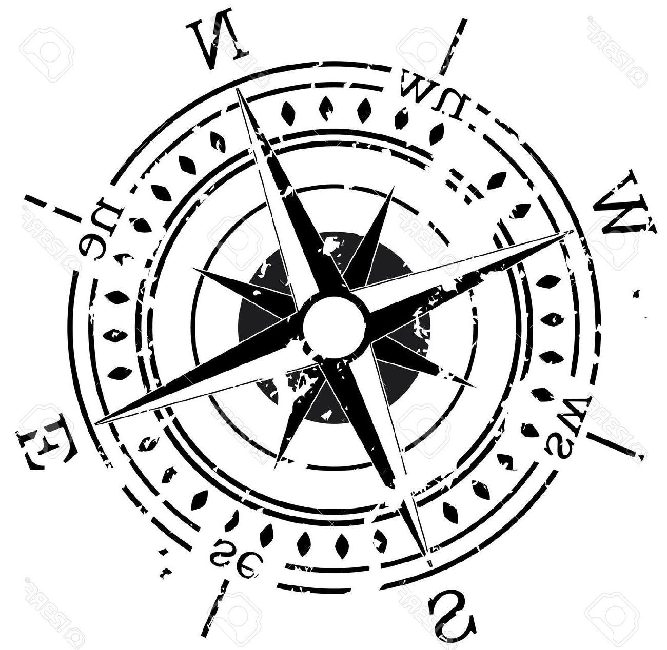 Unique Compass Clip Art File Free » Free Vector Art, Images.