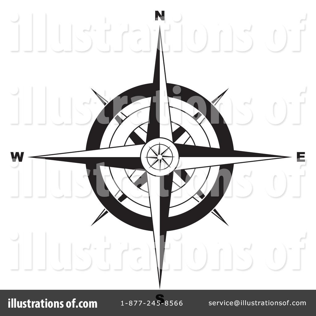 Compass Clipart #210639.