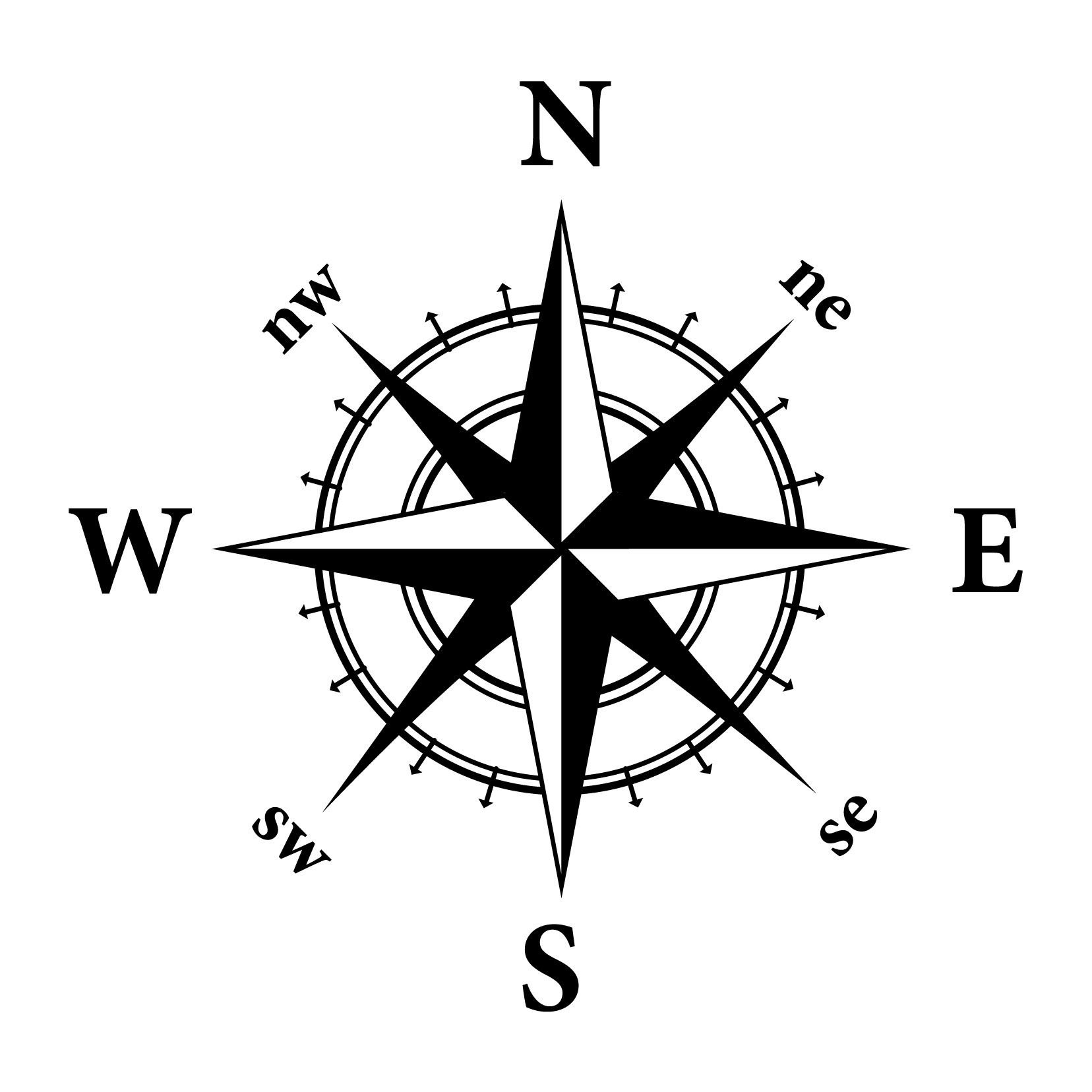 Steampunk Compass Clipart compass clip art to download.