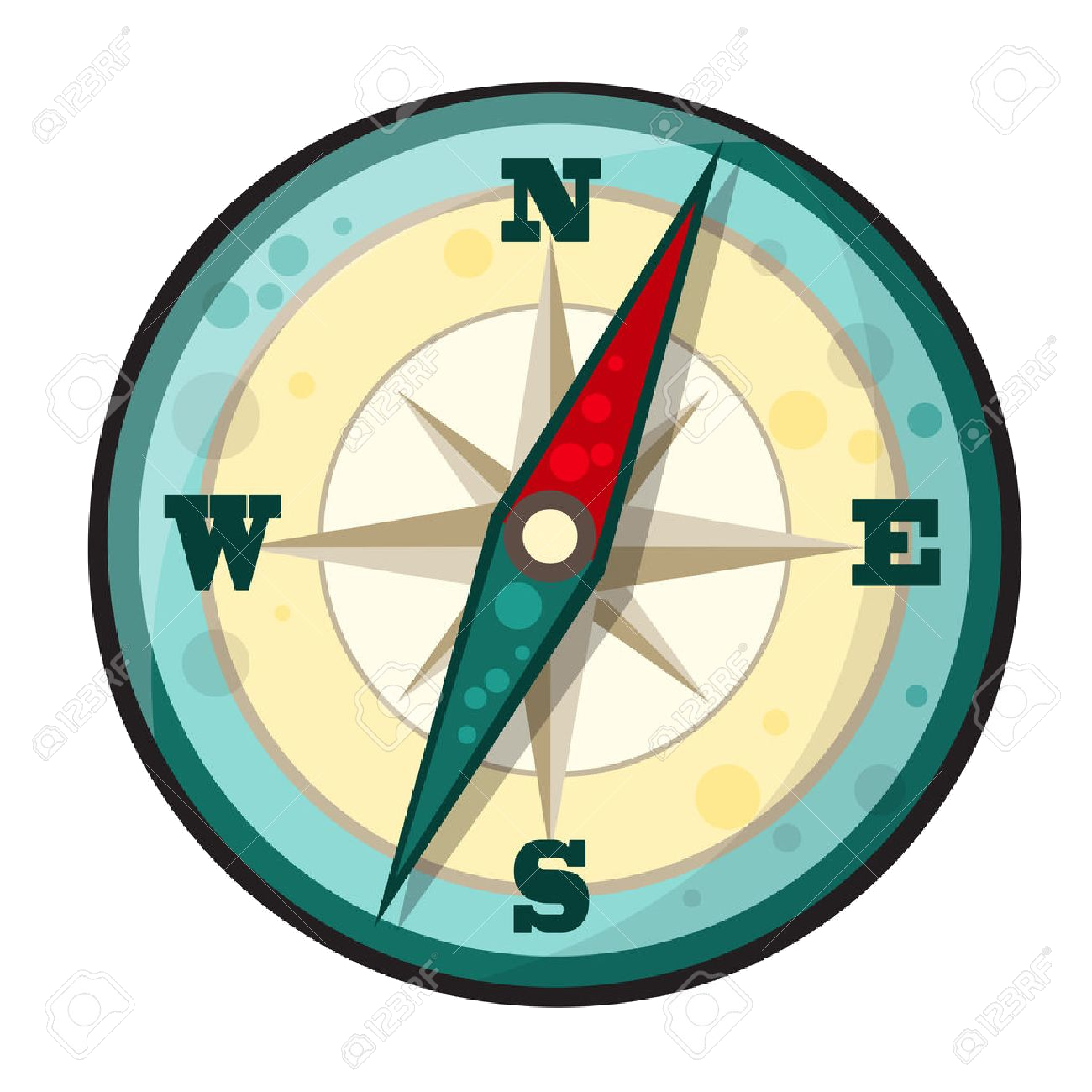 Compass Clipart Cartoon Graphics Illustrations Free Png.