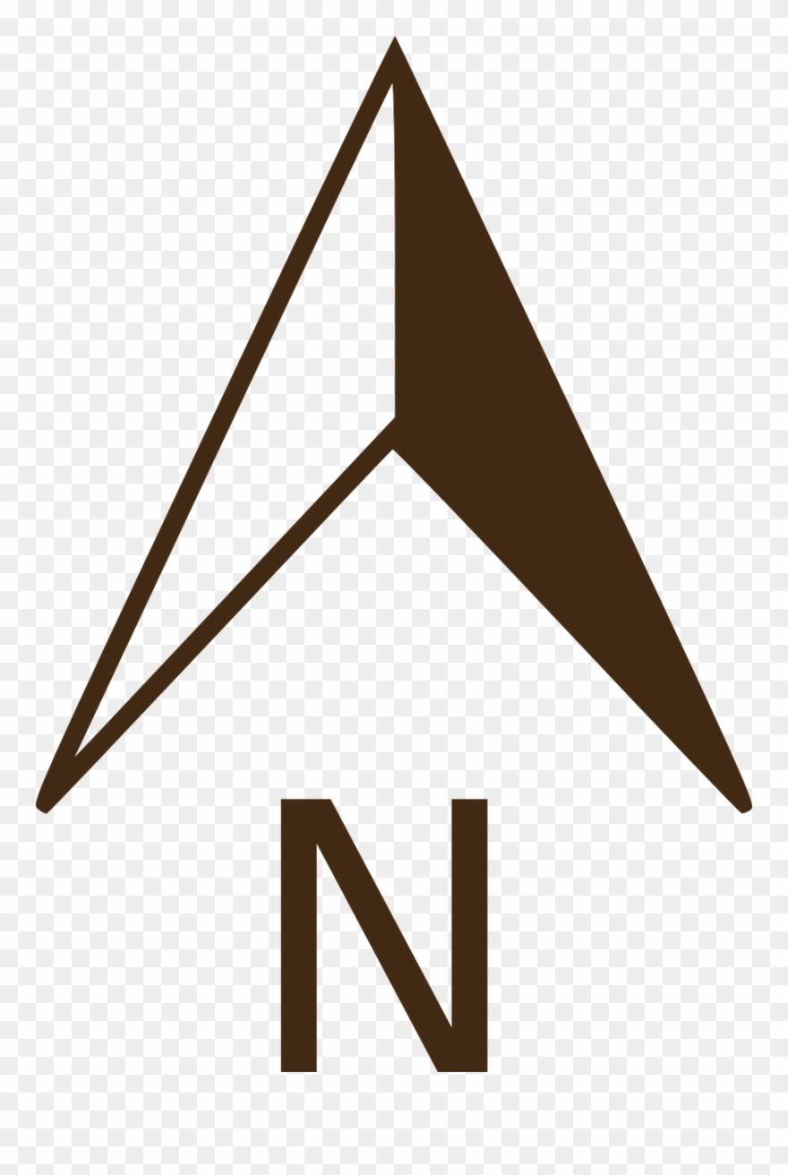 North Arrow Vector 1, Buy Clip Art.