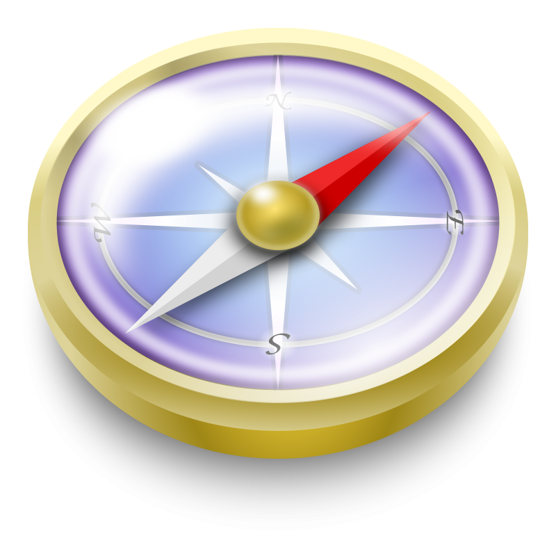 Free Compass Clip Art Pictures.