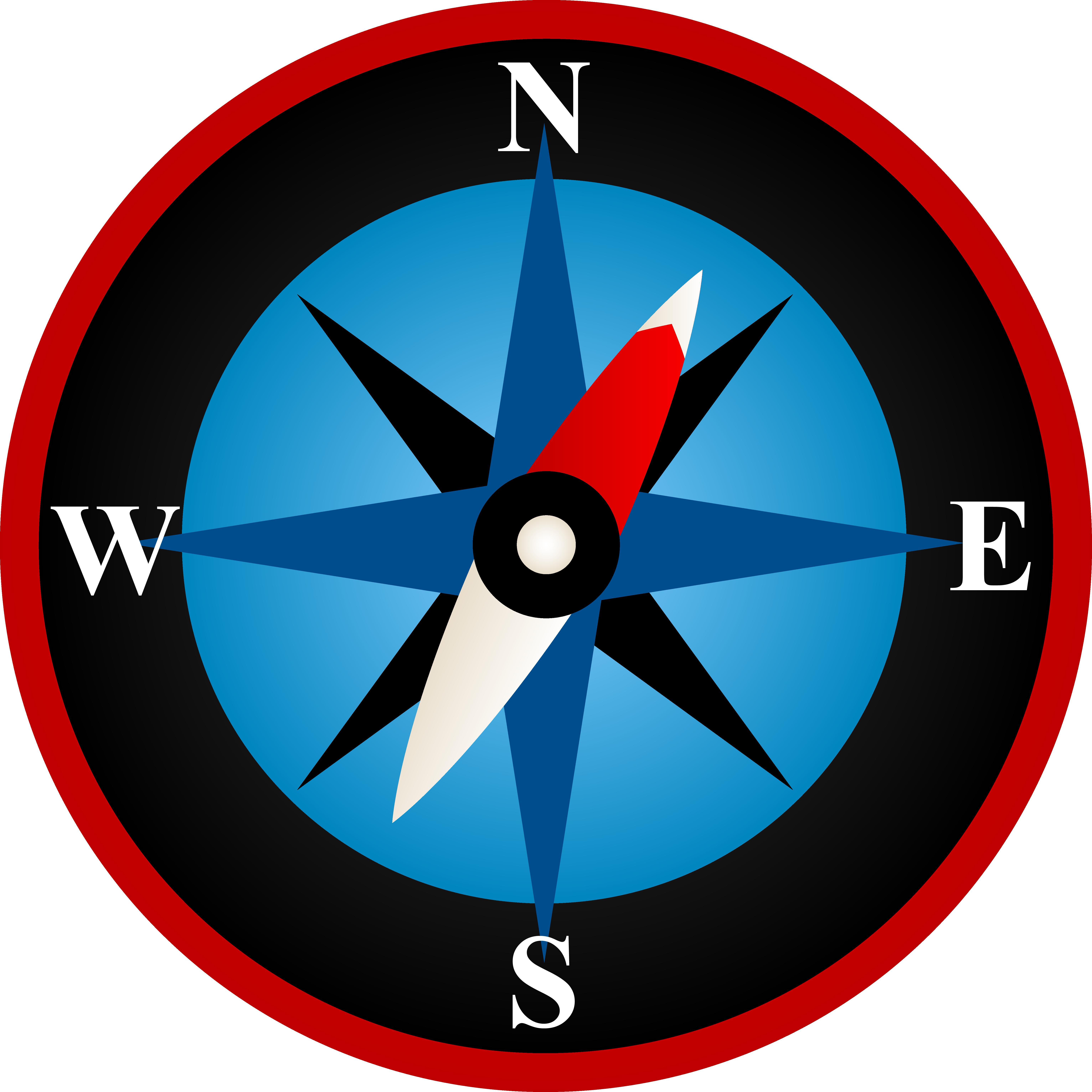 Compass Clipart.