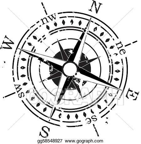 Compass clipart free 4 » Clipart Portal.