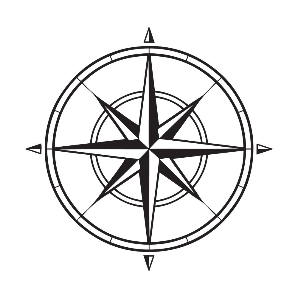 Picture Of Compass.