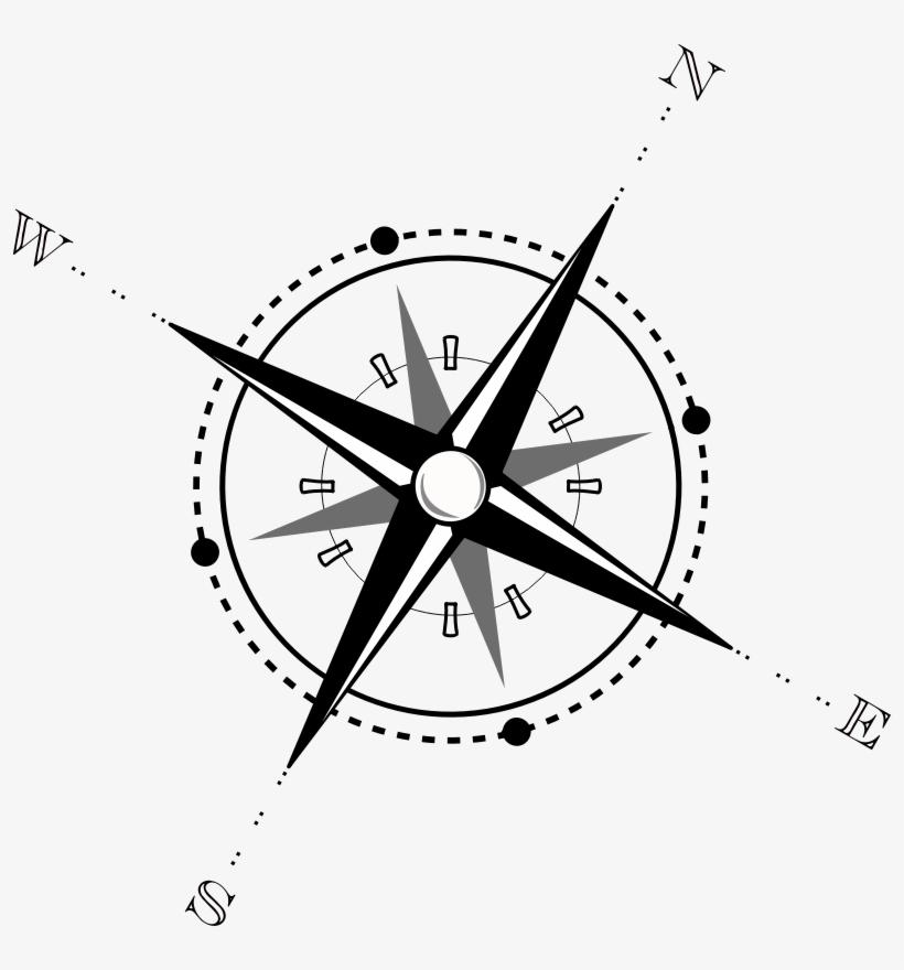Compass, Wind Rose.