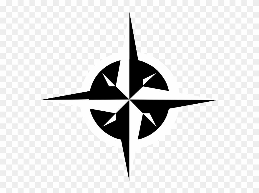 Free Vector Compass Clipart (#932623).