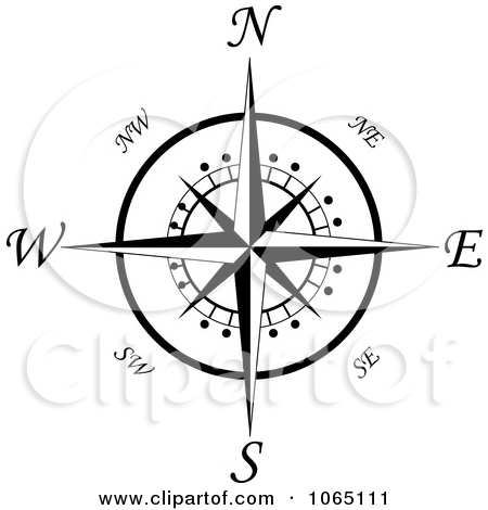 Compass for tabletop Compass Rose Template Printable.