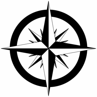 Free Compass Clipart PNG Image, Transparent Compass Clipart Png.