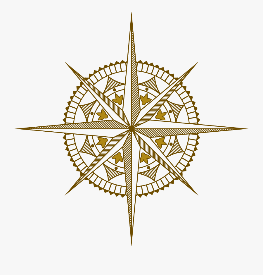 Map Compass Png , Free Transparent Clipart.