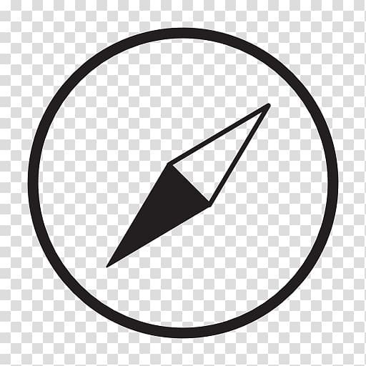 North Compass Computer Icons Cardinal direction, compass needle.