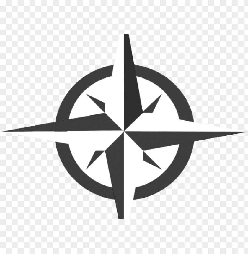 compass clipart nautical star.