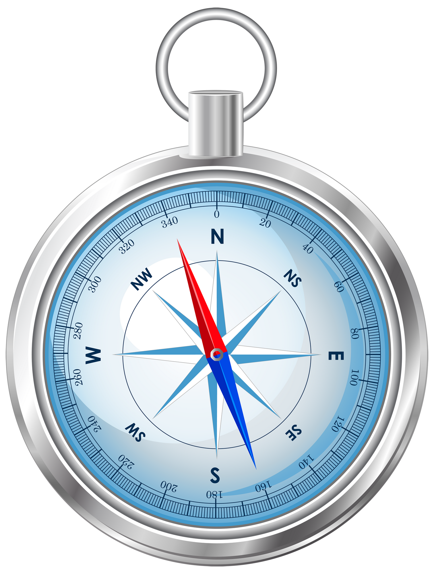 Compass PNG Image.