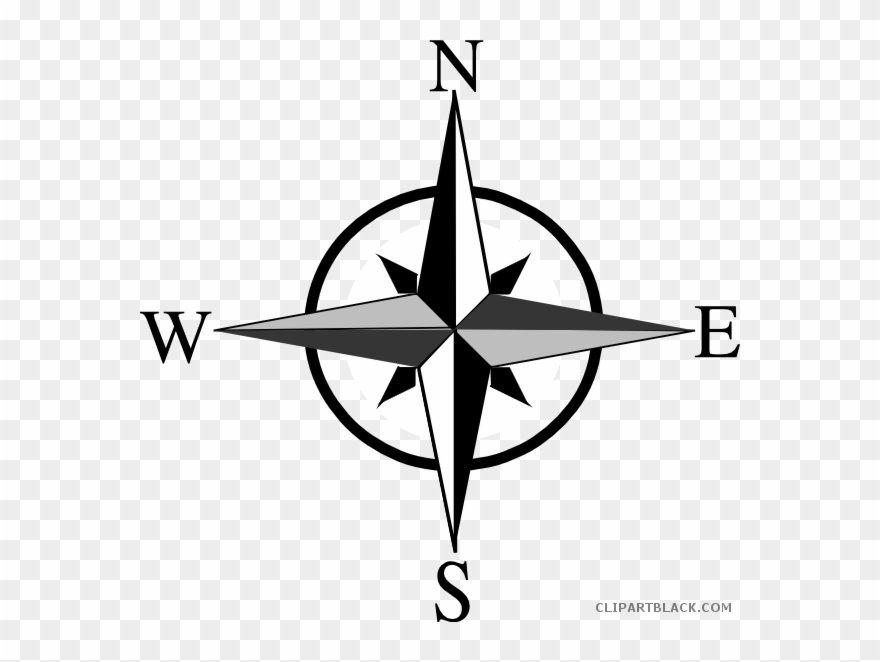 Graphic Free Compass Clipart.