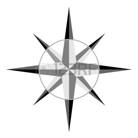 3,110 Compass Point Stock Vector Illustration And Royalty Free.