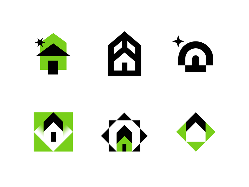 Appraiser Logos by Jay Walter on Dribbble.