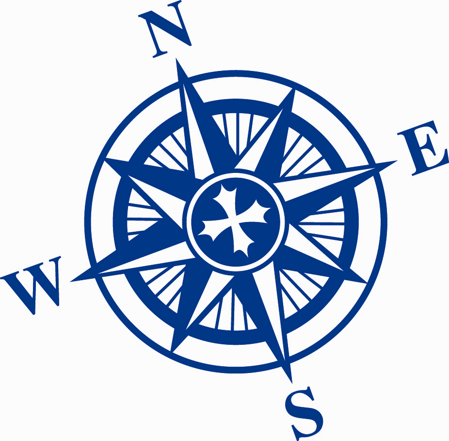 Free compass rose clip art.