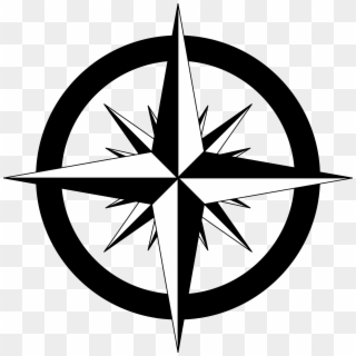 Free Compass Rose Png Transparent Images.