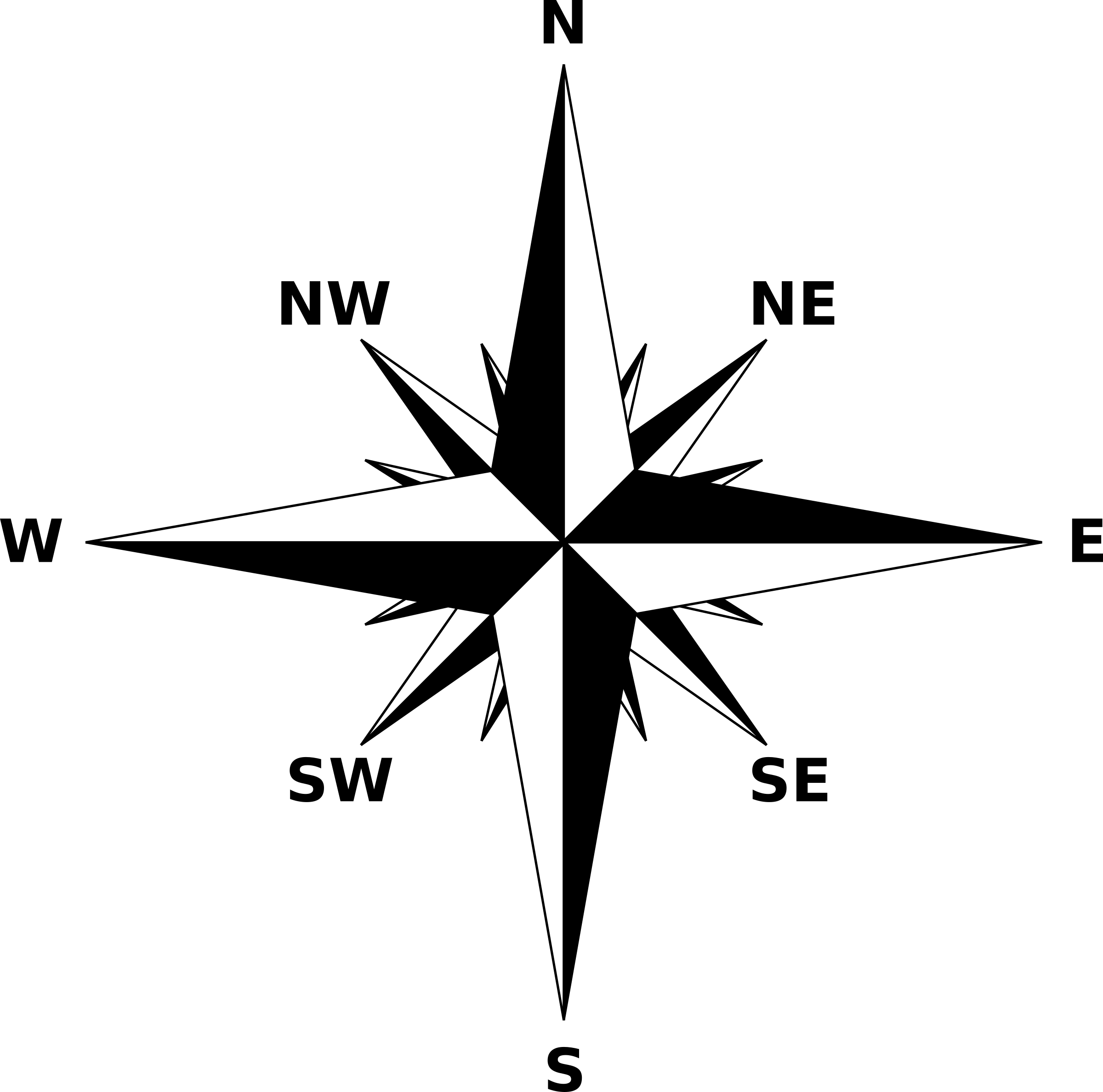 Free Download Compass Rose Png Images #29378.