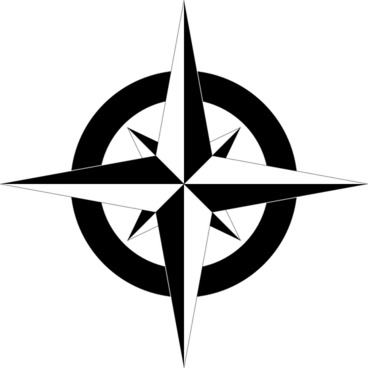 Compass rose transparent background free vector download (51,543.