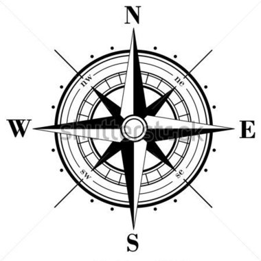 File Compass Rose PNG #29403.
