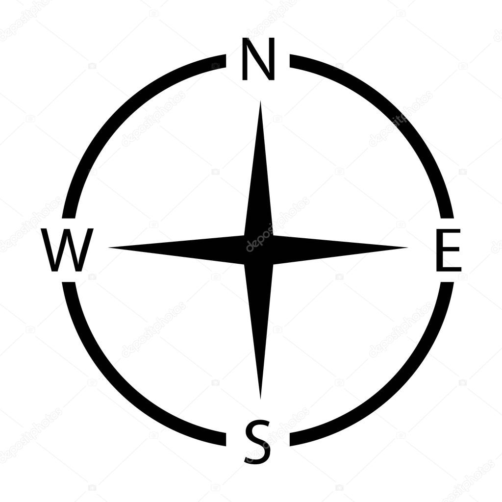 Compass Vector PNG Icons — Stock Vector © urnimal@gmail.com #115926946.