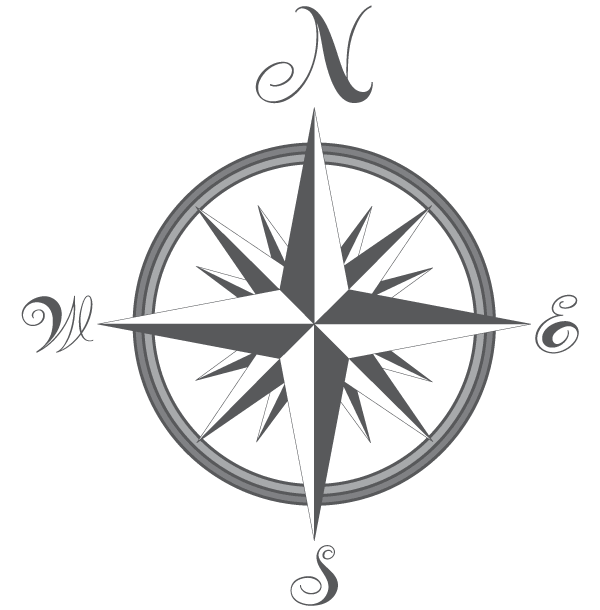 Free Compass Vector Image.
