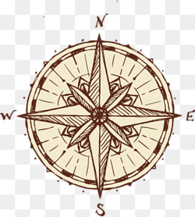 Compass Vector PNG Images.