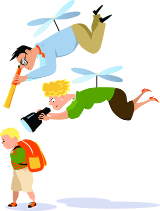 No, Don\'t Be a Helicopter Parent. But Be Involved.