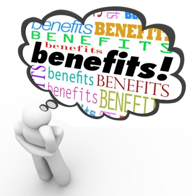 Negotiating salary don't forget employee benefits.