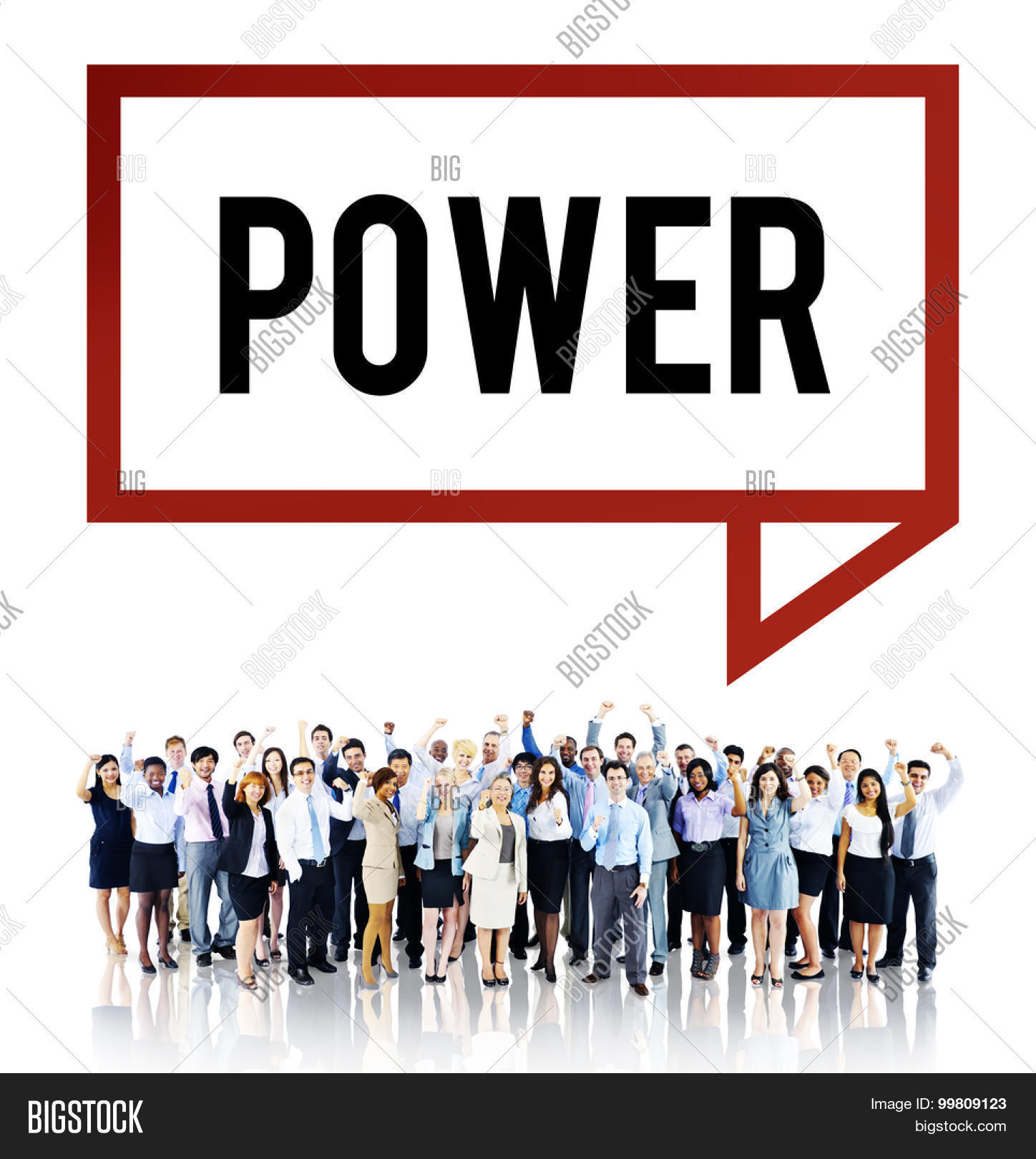 Power Potential Competence Competency Energy Concept Stock Photo.
